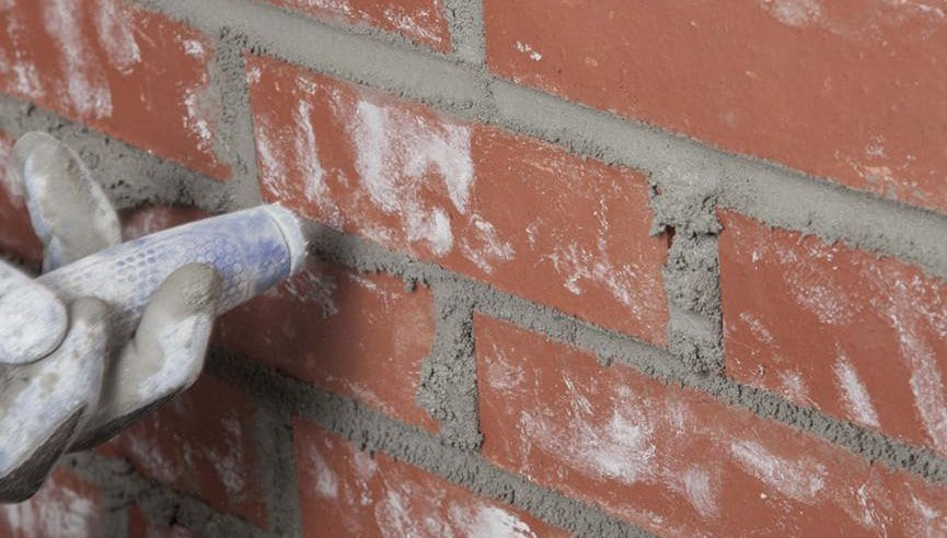 masonry cracks repair
